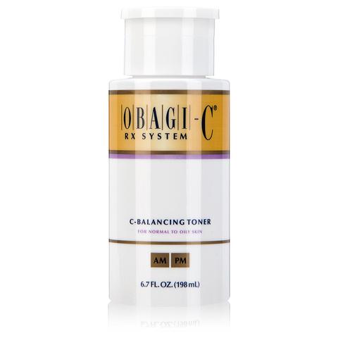 Obagi C-Balancing Toner балансирующий тоник для нормальной и жирной кожи,198 ml