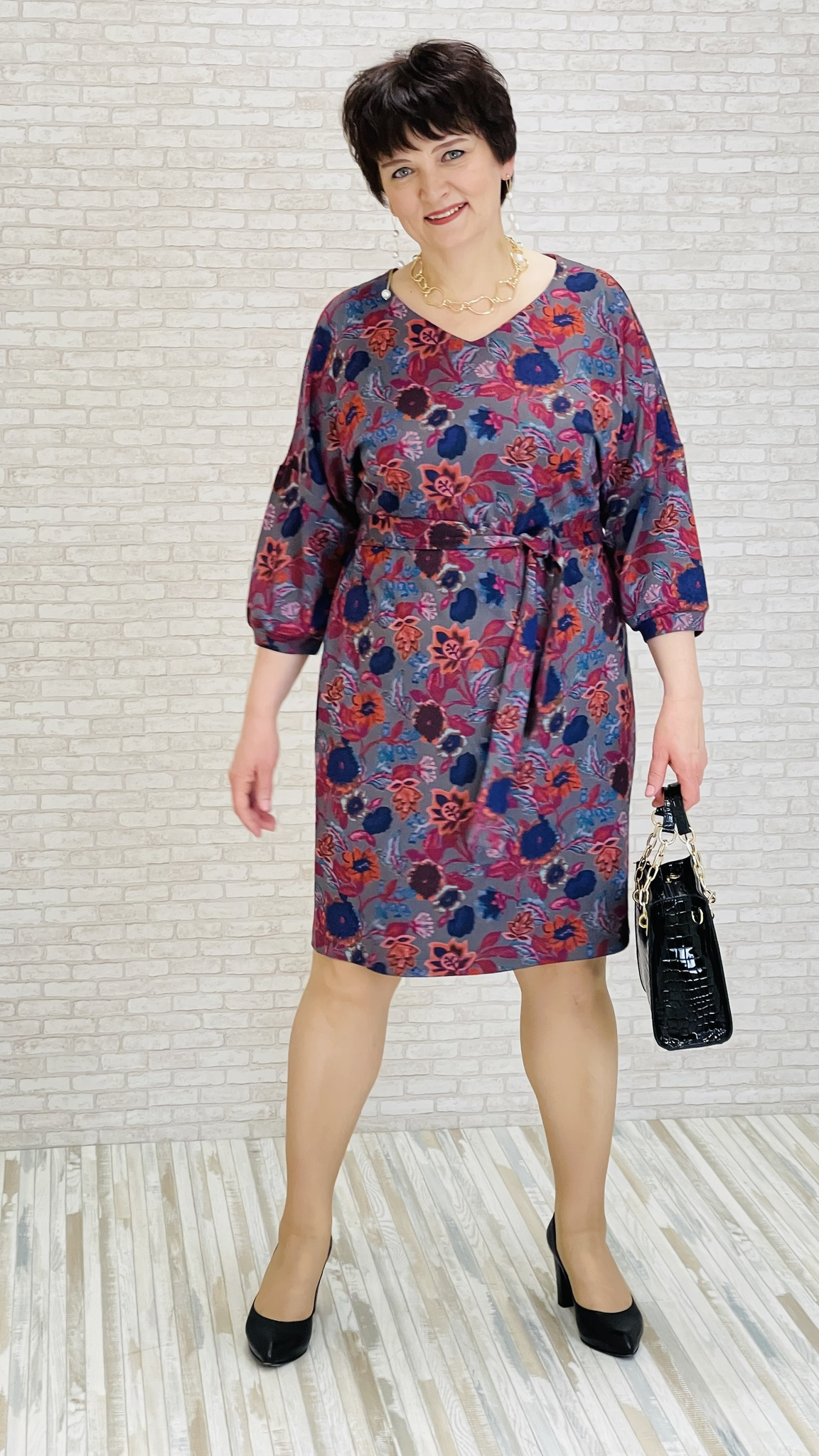 Платье МЛ-1007-1