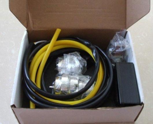Универсальный перепускной клапан для дизельных двигателей disel blow off