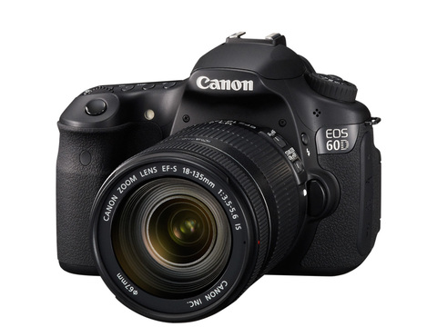 Canon EOS 60D kit EF-S 18-135mm f/3.5-5.6 IS