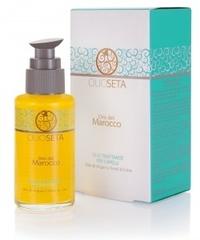 OLIOSETA Oro Del Marocco Масло-уход с маслом арганы и маслом семян льна 30мл
