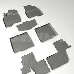 Резиновые коврики для EXPLORER V (с 2010), высокий борт