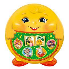 Азбукварик Музыкальная игрушка Любимая Сказочка