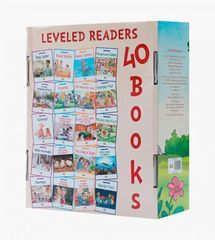 Leveled Readers (a set of 40 books)