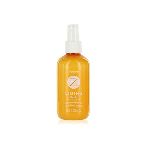 Спрей для защиты волос во время пребывания на солнце