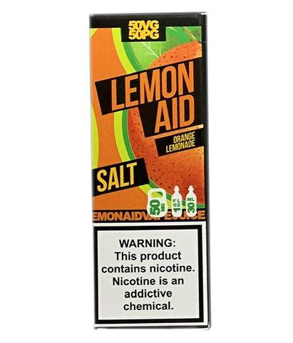 Lemon Aid Salt - Orange Lemonade 30 мл