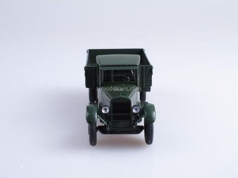 ZIS-5 board green 1:43 Nash Avtoprom