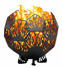 Чаша-очаг для костра Пламя