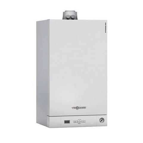 Котел газовый конденсационный Viessmann Vitodens 050-W BPJC - 24 кВт (двухконтурный)