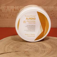 Мыло для бритья ALMOND