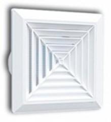 Решетка 200х200 D 150 (пк 200/150)