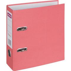 Папка-регистратор Attache Colored Light формат А5 75 мм красная