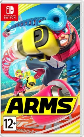 Arms (Nintendo Switch, русская версия)