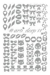 Трафарет Arti Deep № 11