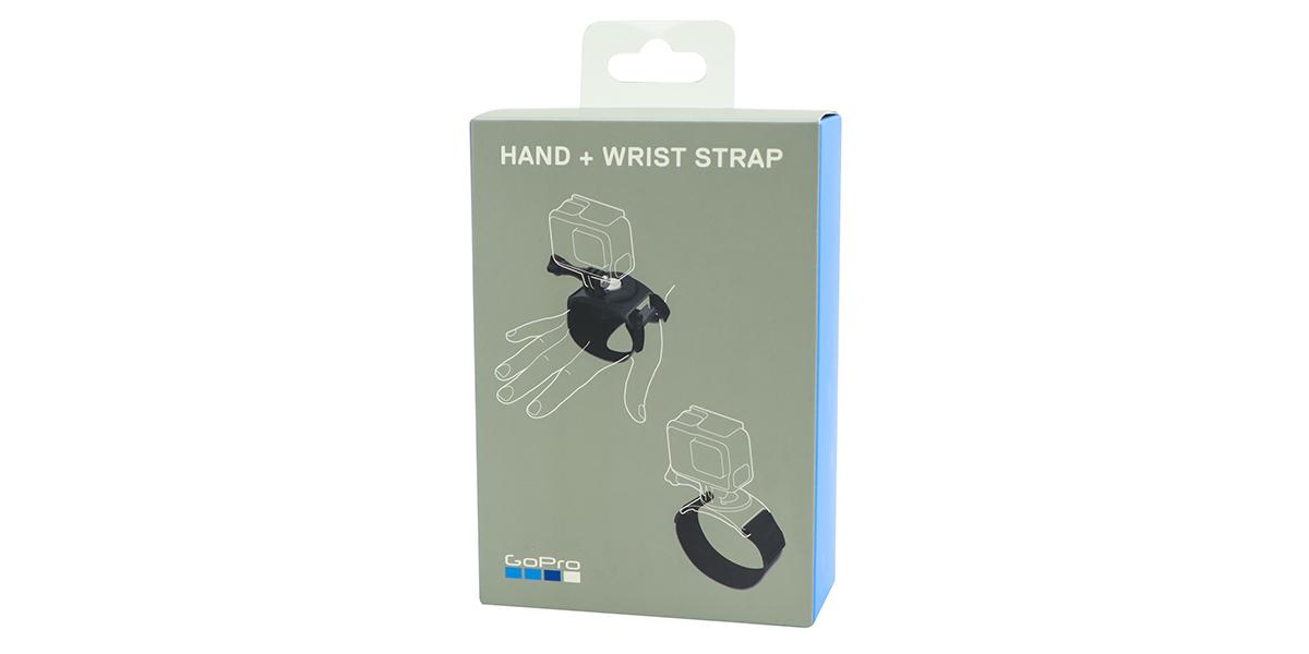 Крепление на руку GoPro Hand + Wrist Strap (AHWBM-002) упаковка