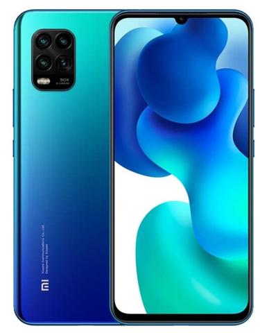 Смартфон Xiaomi Mi 10 Lite  6/128GB Blue (Синий)