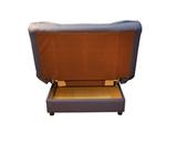 Кресло-книжка Скали, механизм Клик-клак + ящик для белья