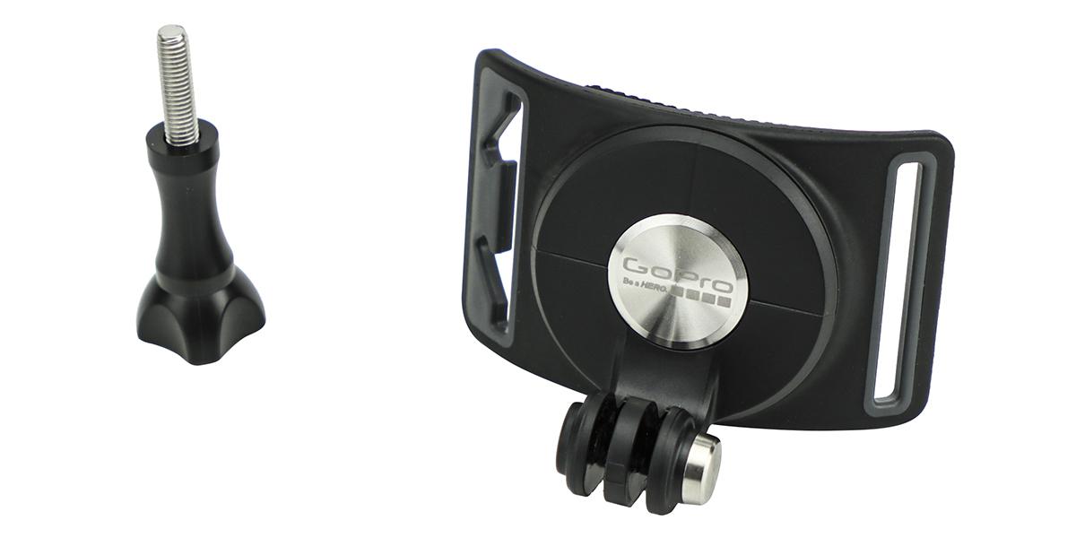 Крепление на руку GoPro Hand + Wrist Strap (AHWBM-002) поворотное крепление + болт