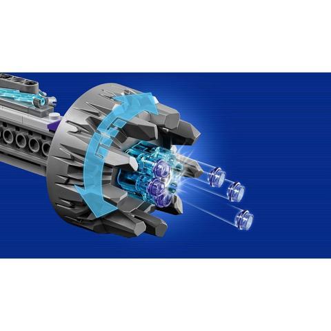 LEGO Nexo Knights: Каменный великан-разрушитель 70356 — The Stone Colossus of Ultimate Destruction — Лего Нексо найтс Рыцари Нексо