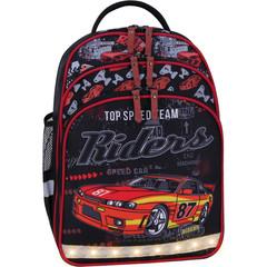 Рюкзак школьный Bagland Mouse черный 668 (00513702)