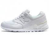 Кроссовки Женские New Balance 999 White