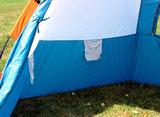 Палатка для зимней рыбалки Maverick Ice 2 blue