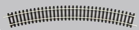 R4: Радиусный рельс - R546 мм/30°, A-Gleis