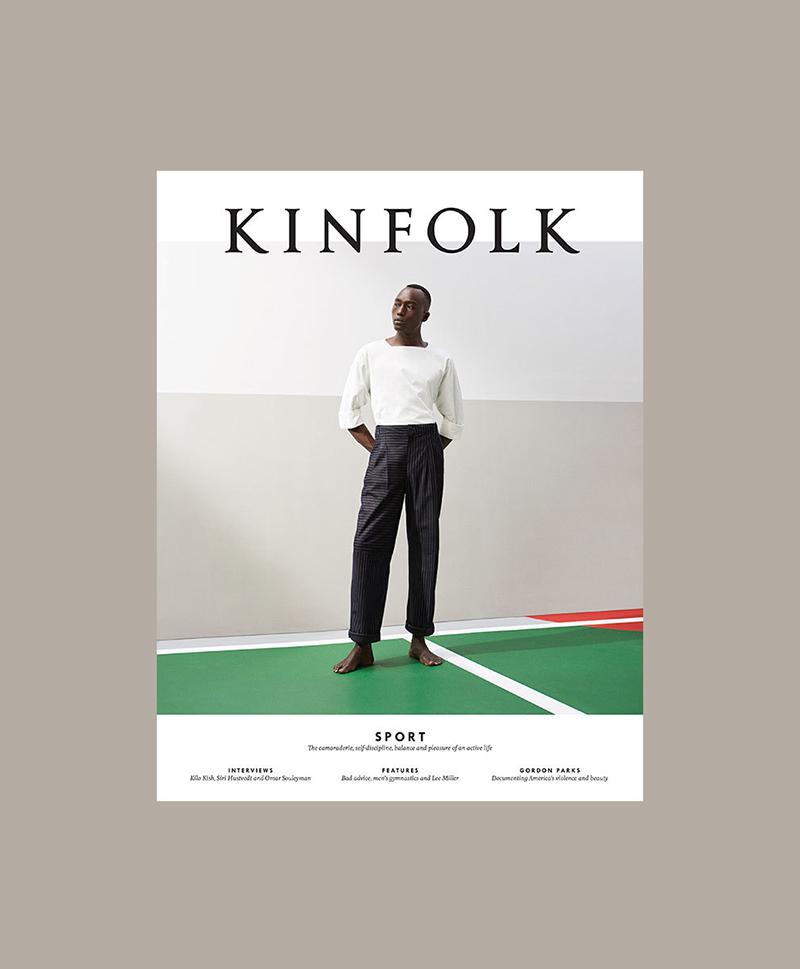 Журнал Kinfolk vol.26 английский