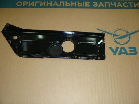Боковина капота УАЗ-452 правая карб.двиг