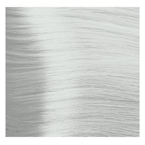 Крем краска для волос с гиалуроновой кислотой Kapous, 100 мл - Тонирующий серебро