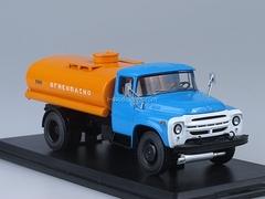 ZIL-130 TSV-6 blue-orange 1:43 Start Scale Models (SSM)