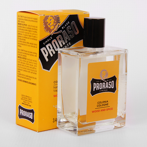 Одеколон Proraso Wood and Spice