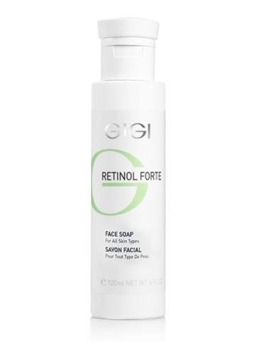 Gigi Retinol Forte Face Soap, Жидкое мыло для всех типов кожи, 120 мл.