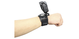 Крепление на руку GoPro Hand + Wrist Strap (AHWBM-002) на запястье вид сверху