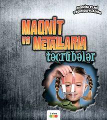 Maqnit və metallarla təcrübələr