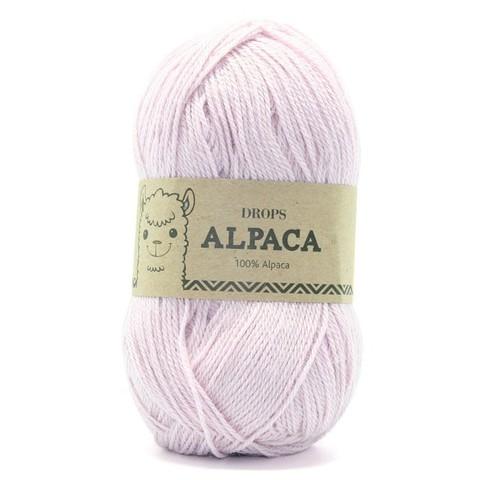 Пряжа Drops Alpaca 3112 пудра