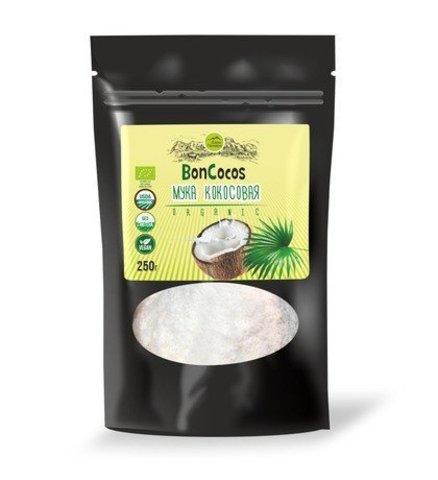 Мука кокосовая BONCOCOS, органика, Шри-Ланка