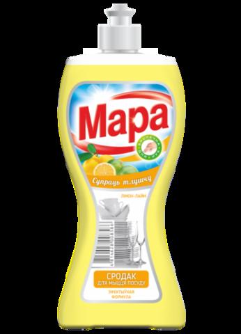 Сонца Мара Средство для мытья посуды Лимон-Лайм 400мл