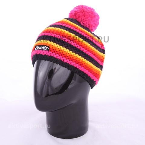 Картинка шапка Eisbar fan pompon 209