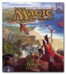 Артбук Magic: The Gathering - Ixalan (английский)