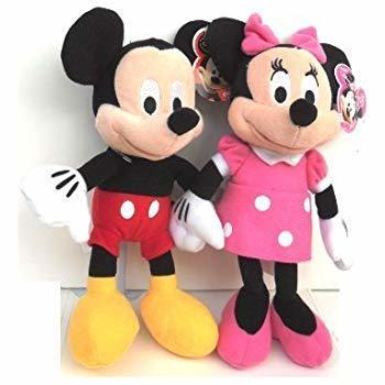 Микки Маус и Минни