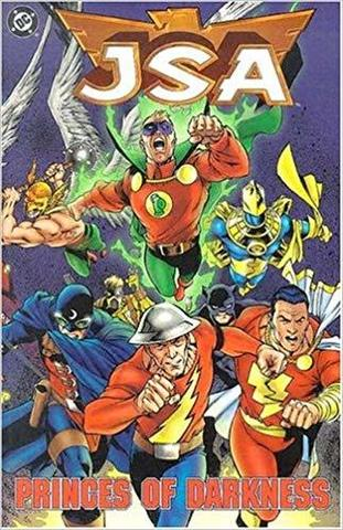JSA: Princes of Darkness TPB