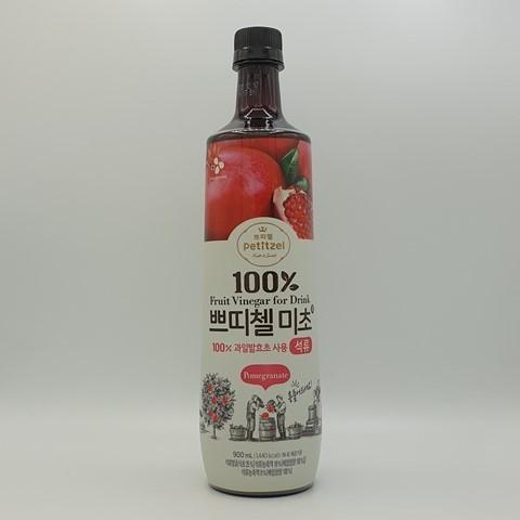 Концентрат для напитков фруктовый из гранатового сока Петицель CJ, 900 мл