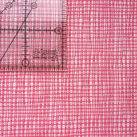 Ткань для пэчворка, хлопок 100% (арт. X0621)
