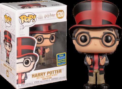 Funko POP! SDCC 2020: Harry Potter at World Cup    Гарри Поттер на Кубке Мира 120 (Exc)