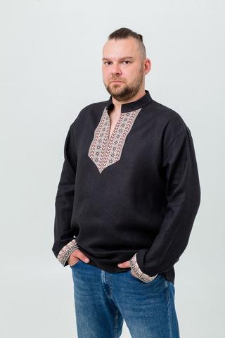 Рубаха мужская Горная с длинным рукавом