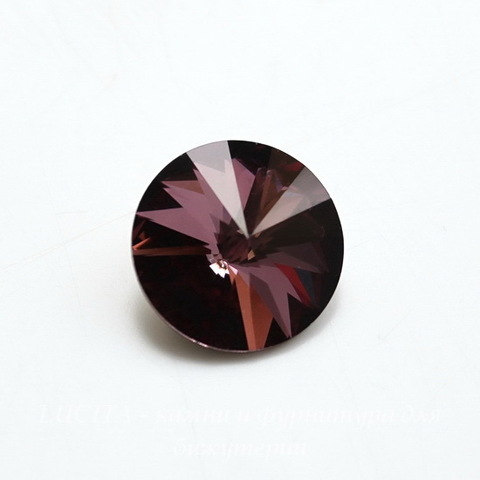 1122 Rivoli Ювелирные стразы Сваровски Crystal Antique Pink (12 мм) ()