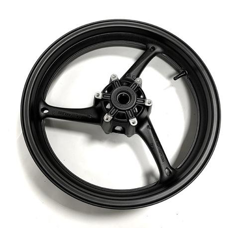 Передний колёсный диск Arashi для Suzuki GSX-R600/750 08-10, GSX-R1000 09-16 черный