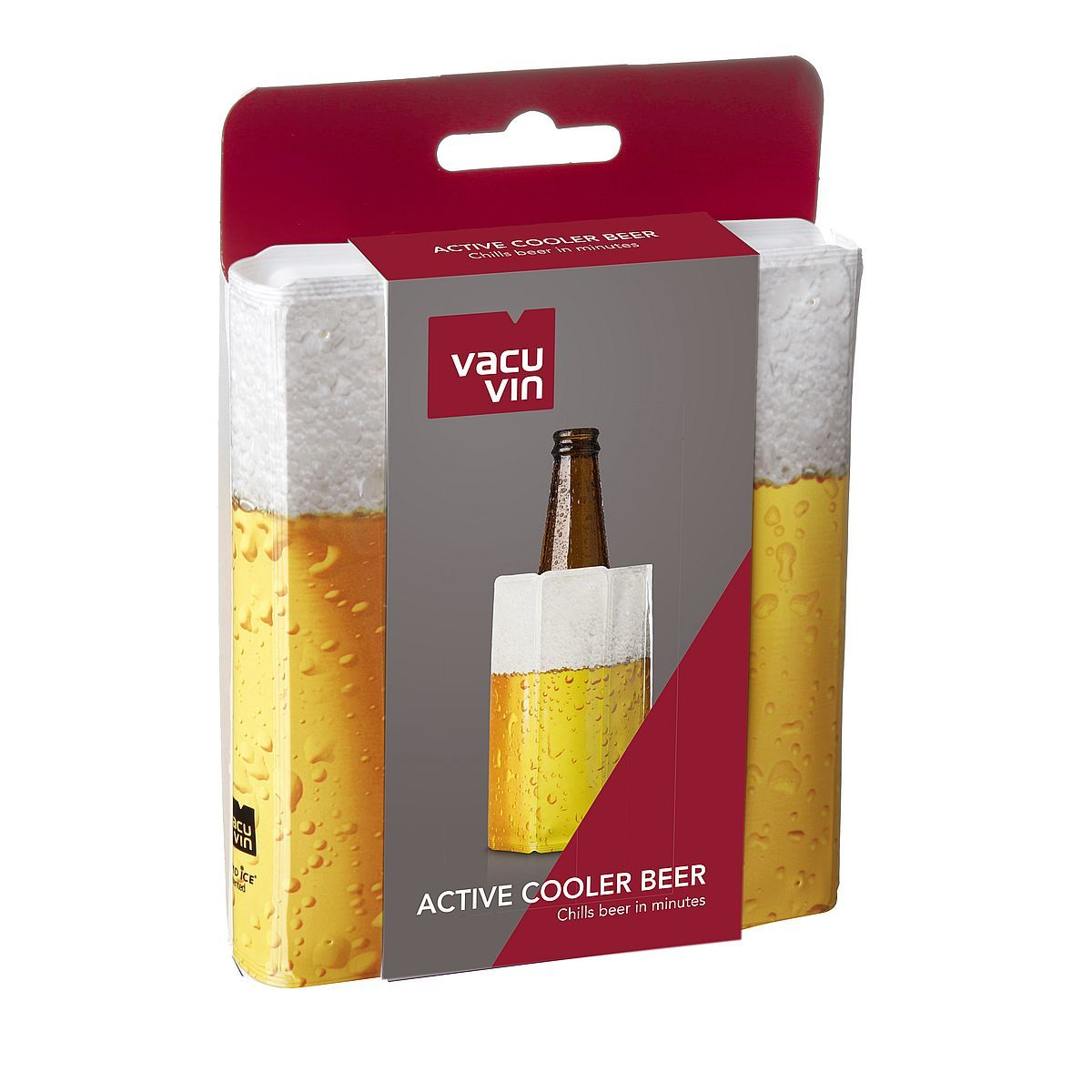 Фото - Охладительная рубашка для пива охладительная рубашка бокала для виски ac whiskey 36405606 vacuvin