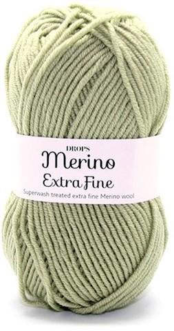 Пряжа Drops Merino Extra Fine 26 фисташка